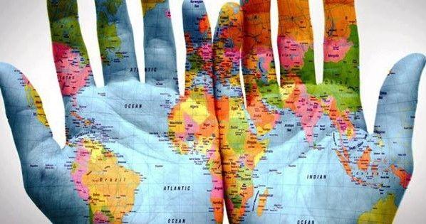 quantos países existem no mundo inteiro