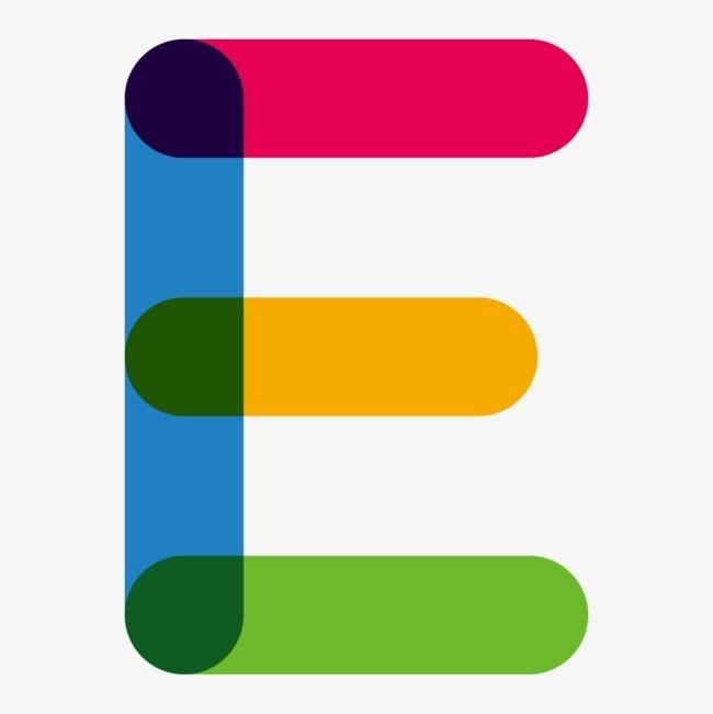 cores com a letra E