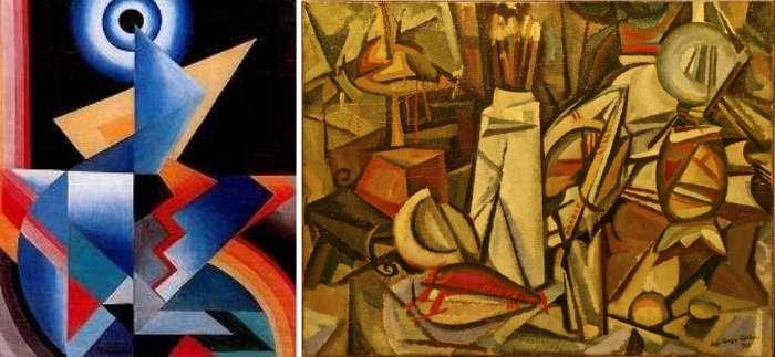 artistas futurismo