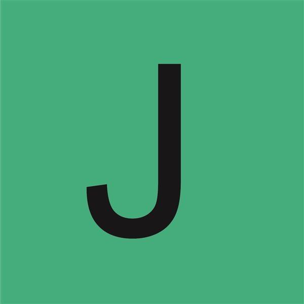 cor com a letra j