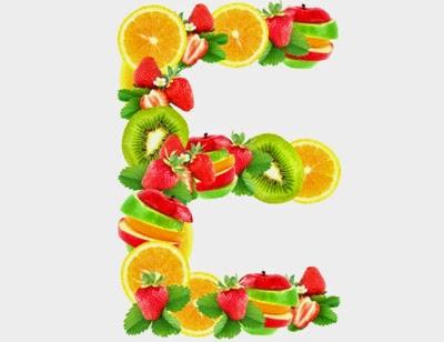 frutas letra E