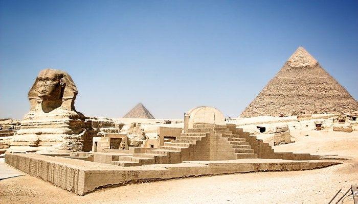 monumentos dos egito
