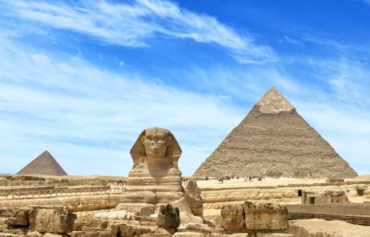 Coisas relacionadas ao Egito