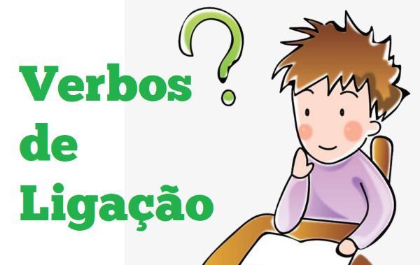 exemplos de verbos de ligacao