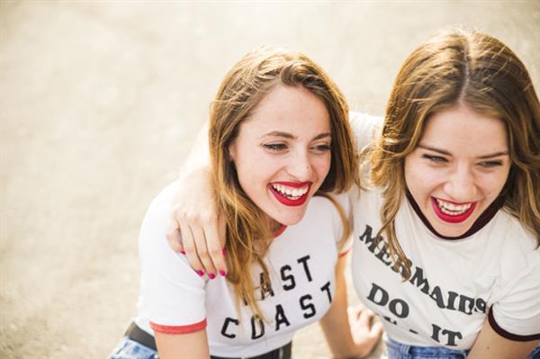 Frases em inglês para foto sorrindo
