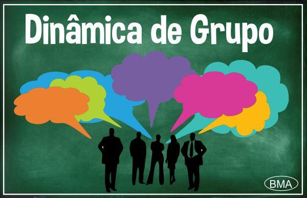 dinamicas em grupo
