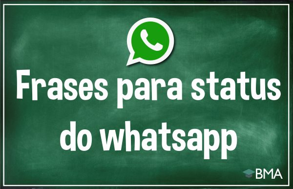frases para status do whats
