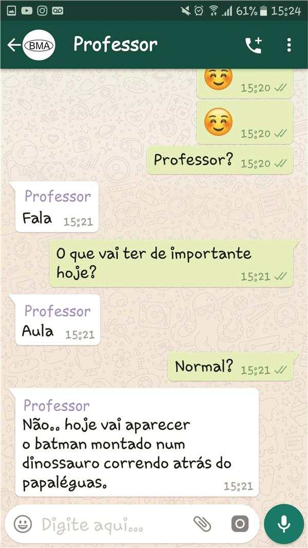 zueira para whatsapp