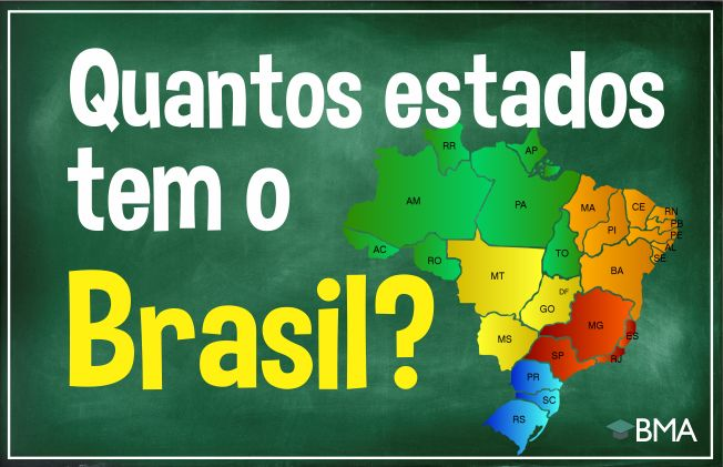 Estados do Brasil