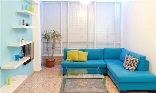 decoração-com-azul-turquesa